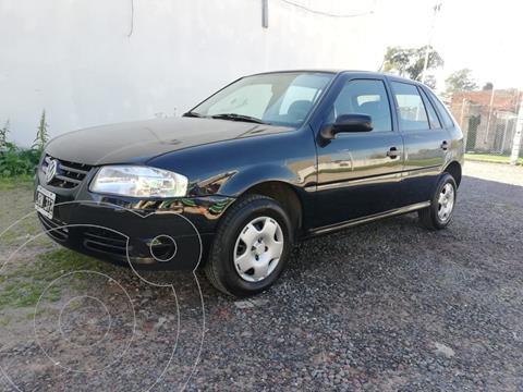 Volkswagen Gol 5P 1.6 Power usado (2010) color Negro precio $740.000