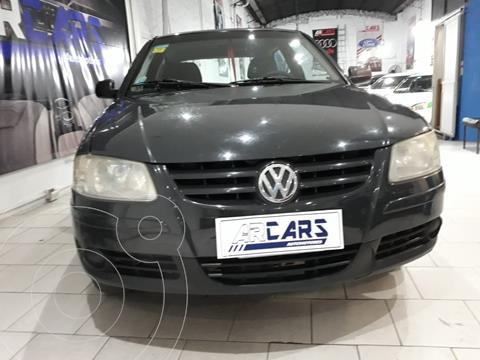 Volkswagen Gol 3P 1.6 Power usado (2009) color Negro financiado en cuotas(anticipo $400.000)