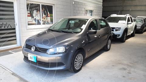 Volkswagen Gol 5P 1.6 GL Plus usado (2013) color Gris Oscuro precio $779.000