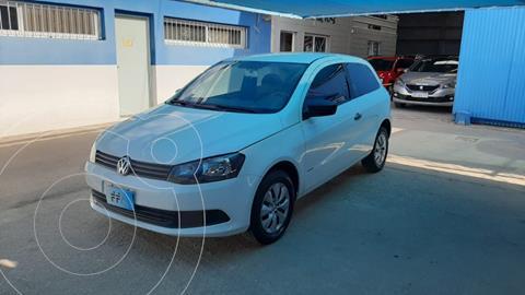 Volkswagen Gol 5P 1.6 GL Plus usado (2014) color Blanco precio $899.000