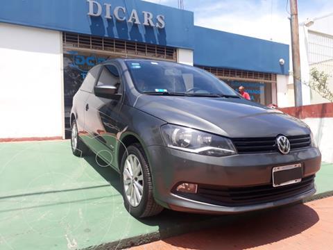 Volkswagen Gol 5P 1.6 GL Plus usado (2014) color Gris Oscuro precio $750.000