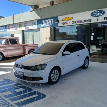 Volkswagen Gol 3P 1.6 Power Dh usado (2015) color Blanco precio $915.000