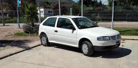 Volkswagen Gol 3P 1.6 Comfortline usado (2009) color Blanco precio $610.000