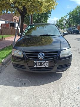 Volkswagen Gol 5P 1.6 Power usado (2007) color Negro precio $450.000