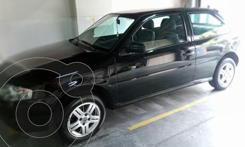 Volkswagen Gol 3P 1.6 Look usado (2008) color Negro precio $750.000