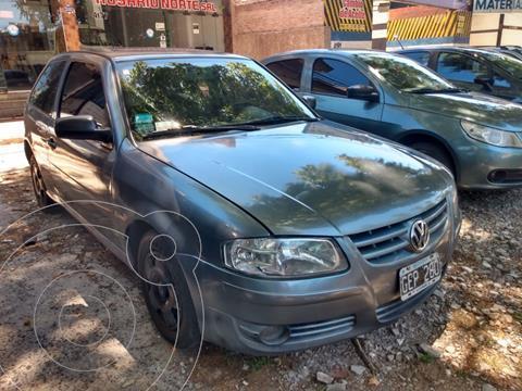 Volkswagen Gol 3P 1.6 Power usado (2007) color Gris financiado en cuotas(anticipo $324.000)