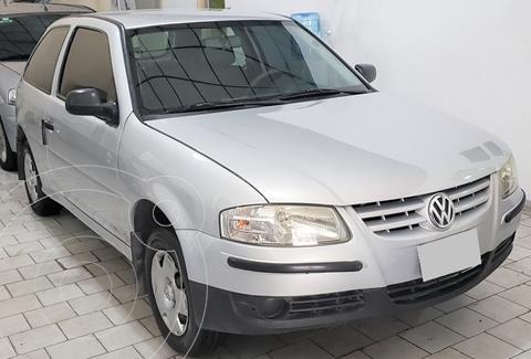 Volkswagen Gol 3P 1.6 Comfortline usado (2009) color Gris precio $485.000