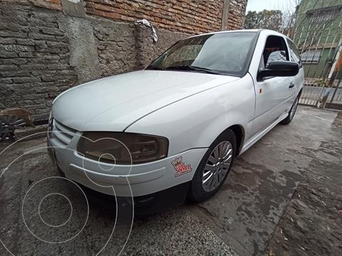 Volkswagen Gol 3P 1.6 Mi Dublin Dh Ac usado (2009) color Blanco precio $450.000