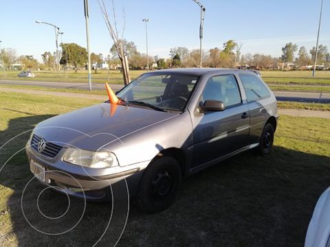 Volkswagen Gol 3P 1.6 Power usado (2005) color Gris financiado en cuotas(anticipo $282.000)