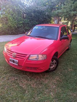 Volkswagen Gol 3P 1.6 Power usado (2010) color Rojo precio $620.000