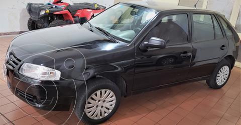 Volkswagen Gol 5P 1.4 Power usado (2012) color Negro precio $650.000
