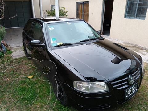 Volkswagen Gol 3P 1.4 Power Full usado (2012) color Negro precio $595.000