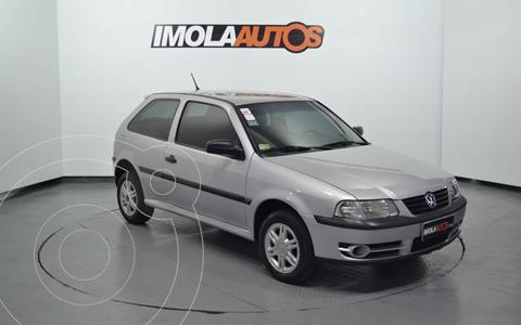 Volkswagen Gol 3P 1.6 Comfortline usado (2003) color Plata precio $630.000