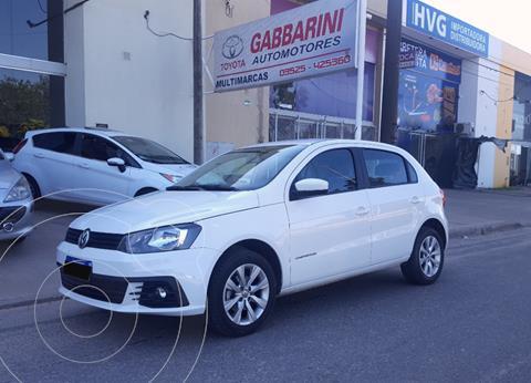 Volkswagen Gol 5P 1.6 GL Mi Full usado (2018) color Blanco precio $1.180.000