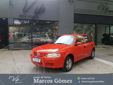 Volkswagen Gol 5P 1.4 Power Full usado (2013) color Rojo precio $750.000