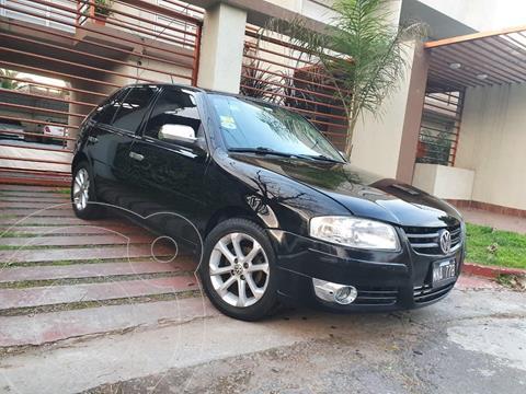 Volkswagen Gol 5P 1.4 Power Full usado (2013) color Negro precio $630.000