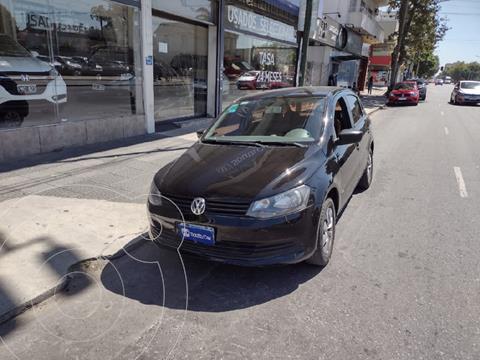 Volkswagen Gol 5P 1.6 GL Plus usado (2013) color Negro precio $930.000