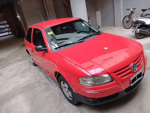 Volkswagen Gol 3P 1.6 Power usado (2007) color Rojo precio $570.000
