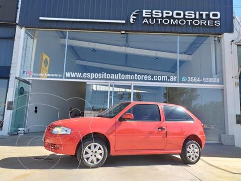 Volkswagen Gol 3P 1.4 Power usado (2013) color Rojo precio $589.000