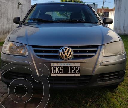 Volkswagen Gol 3P 1.6 Power Plus usado (2007) color Gris precio $490.000
