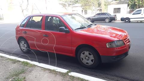 Volkswagen Gol 5P 1.9 SD Dublin Dh Ac usado (2006) color Rojo precio $420.000