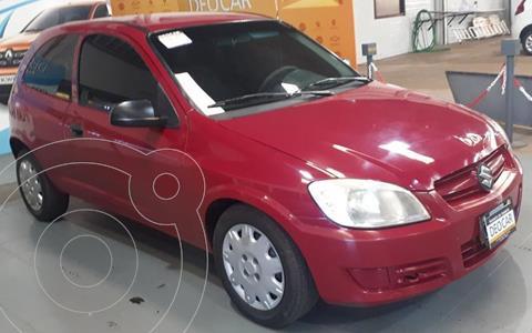 Volkswagen Gol 1.6 5Ptas. Trendline usado (2019) color Rojo precio $1.680.000