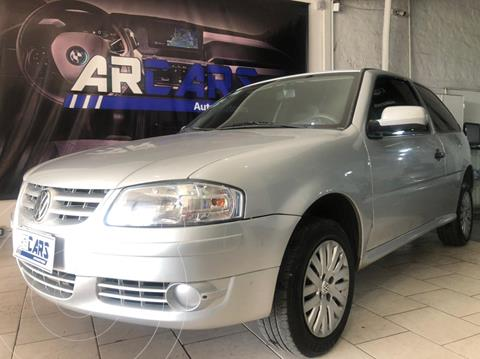 Volkswagen Gol 3P 1.4 Power usado (2011) color Gris financiado en cuotas(anticipo $320.000)