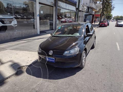 Volkswagen Gol 5P 1.6 GL Plus usado (2013) color Negro precio $690.000