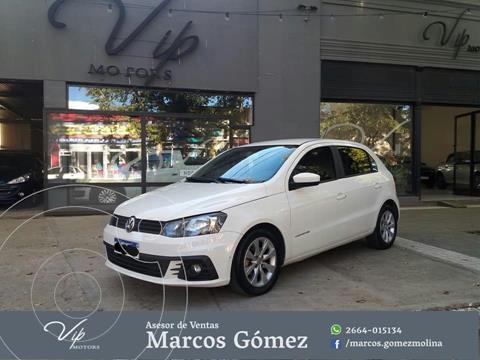 Volkswagen Gol 5P 1.6 GL Mi Full usado (2018) color Blanco precio $1.200.000