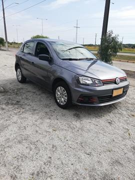 Volkswagen Gol 1.6 Power 2AB usado (2018) color Gris precio $6.500.000