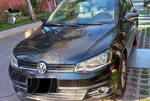 Volkswagen Gol 1.6  Trendline 5P usado (2017) color Negro precio $7.100.000