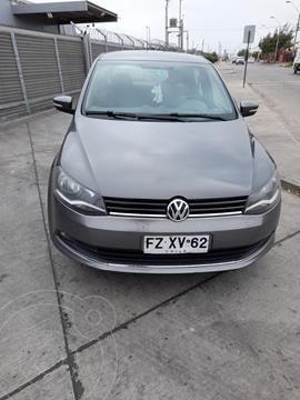Volkswagen Gol Trendline usado (2014) color Gris precio $6.500.000
