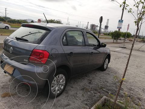 Volkswagen Gol 1.6 Power 2AB usado (2018) color Gris precio $6.600.000