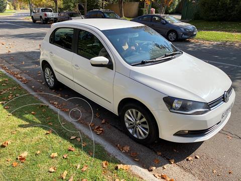 Volkswagen Gol 1.6 Trendline 5P usado (2014) color Blanco precio $6.900.000