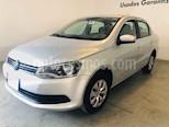 Foto venta Auto usado Volkswagen Gol CL (2016) color Plata precio $115,960