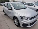 Foto venta Auto usado Volkswagen Gol CL (2018) color Plata precio $159,000
