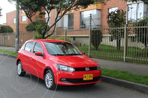 Volkswagen Gol Comfortline Plus usado (2014) color Rojo precio $28.500.000