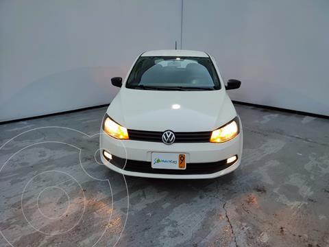 Volkswagen Gol Comfortline   usado (2016) color Blanco precio $33.990.000