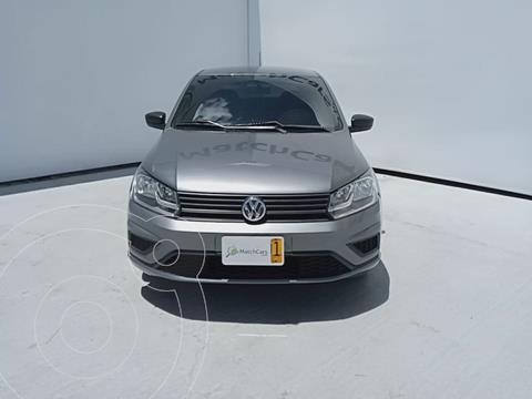 Volkswagen Gol Comfortline  usado (2021) color Gris precio $45.990.000