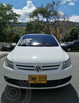 Volkswagen Gol Comfortline usado (2013) color Blanco precio $23.800.000
