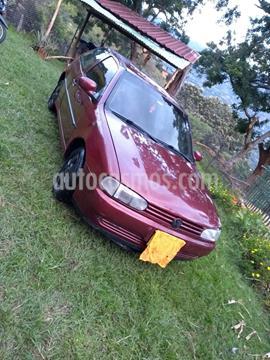Volkswagen Gol 1.6 GLI MI COUPE usado (1995) color Rojo precio $7.600.000