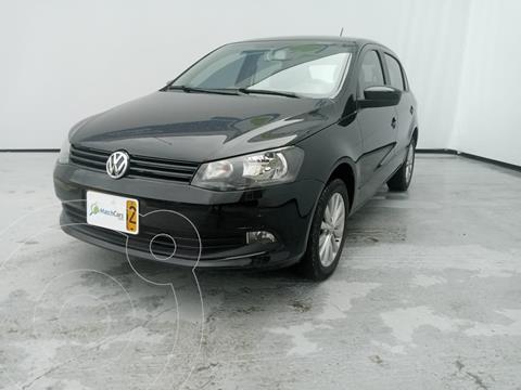Volkswagen Gol Comfortline  usado (2014) color Negro precio $28.500.000