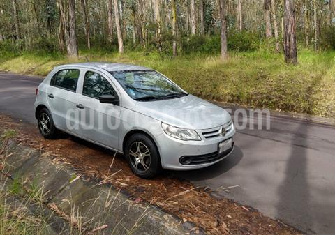 Volkswagen Gol 1.600 . 4 P usado (2009) color Plata precio u$s8.900