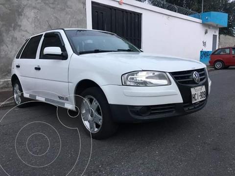Volkswagen Gol 1.8 Confort usado (2006) color Blanco precio u$s7.300