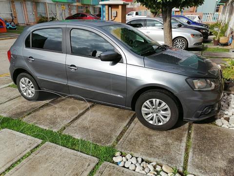 Volkswagen Gol Trendline usado (2018) color Gris Vulcano precio $147,000