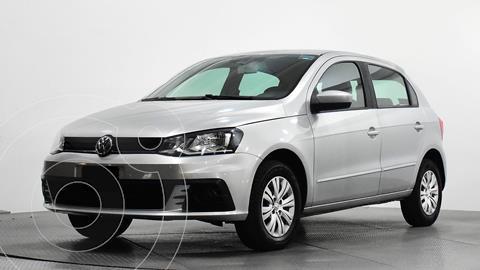 Volkswagen Gol Comfortline usado (2017) color Plata Dorado precio $145,000