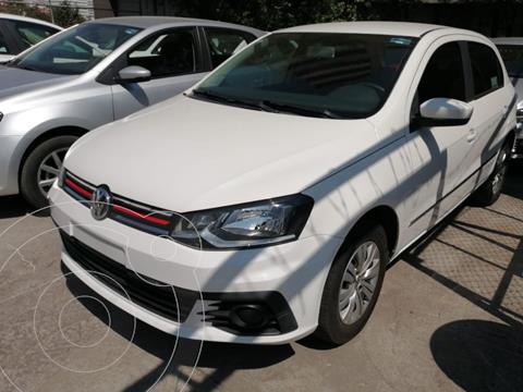 Volkswagen Gol TRENDLINE 1.6L L4 101HP MT usado (2017) color Blanco precio $135,000