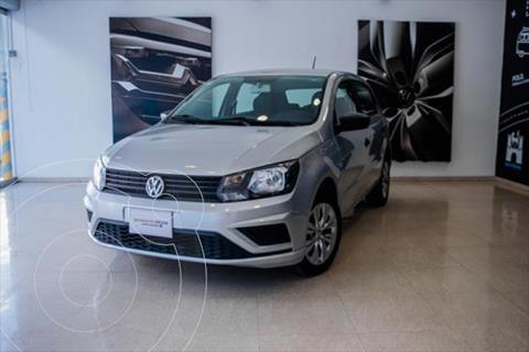 Volkswagen Gol HB TRENDLINE L4 TM usado (2020) color Plata precio $205,000
