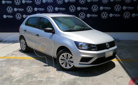 Volkswagen Gol Trendline usado (2020) color Plata precio $199,900