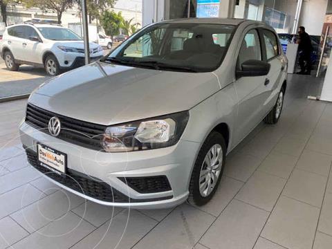 Volkswagen Gol Trendline usado (2020) color Plata precio $205,000